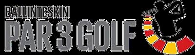 Ballinteskin Par 3 Golf New Ross Wexford Logo